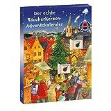Crottendorfer Räucherkerzen - Adventskalender mit 24 verschiedenen Räucherkerzen 2017 (Weihnachtsbaum)