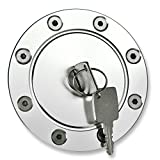 JOM 9308 Tankdeckel Aluminium mit Schlüssel
