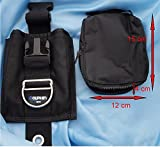 Dolphin Tech JT-WP5 Harness-Bleitaschen Set
