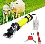 CHEIRS Schafschere Sheep Clipper, Professionell Elektrische Schafschermaschine Schaf Für Ziegen, Alpaka, Lamas, Pferde, Rinder