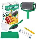 Paint Aviator Farbroller Pinsel Griff Werkzeug Farbroller Kit Malerroller