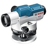 Bosch Professional GOL 20 D Optisches Nivelliergerät, Grad Maßeinheit, Transportkoffer