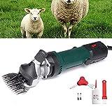 CHEIRS Elektro Schafschere Clipper, Professionell Elektrische Schafschermaschine Schaf Für Ziegen, Alpaka, Lamas, Pferde, Rinder