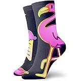 Dydan Tne Kleidung und Schuhe Muster Doodle Printing Art Persönlichkeit Mode lässig Polyester Socken