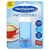Hermesetas Mini Sweeteners Original 1200 Tablets
